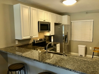 Sarasota Waterfront 2/2 Condo On Whitaker Bayou - Includes Boat Dock Use | For Rent