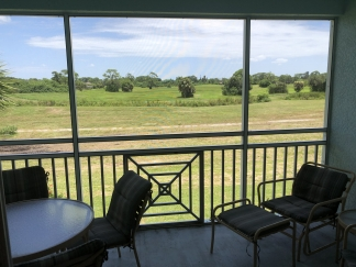 North Port 2-bed, 2-bath, Gated Community Condo w/ Garage For Rent - Annual, Furnished
